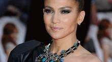 Jennifer Lopez (in Lanvin)