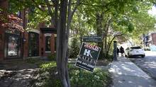 While the 'fear of missing out,' has quickly dimished in the Vancouver market, would-be buyers in Toronto still feel an urgency to get into the market before they're priced out completely, according to one realtor. (Fred Lum/The Globe and Mail)