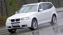 2010 BMW X3 (BMW)