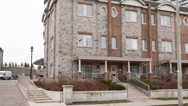 Lone bid for two storey toronto townhouse a respectful for 15 windermere ave toronto floor plans