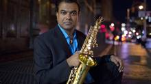 Rudresh Mahanthappa has made recordings with musicians as diverse as drummer Jack DeJohnette and saxophonist Bunky Green. (Jimmy Katz/ACT)