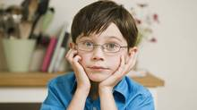 Being a nerd may be beneficial in the long-term. (iStockphoto)