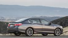 2013 Honda Accord Sport (Honda)