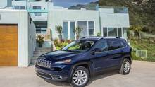 2014 Jeep Cherokee. (Chrysler)