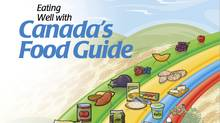 Canada's current food guide, released in 2007. The Canadian Medical Association has called for it to be revised regularly – a policy that's in place in the U.S., where the law requires that their national dietary guidelines be reviewed every five years.