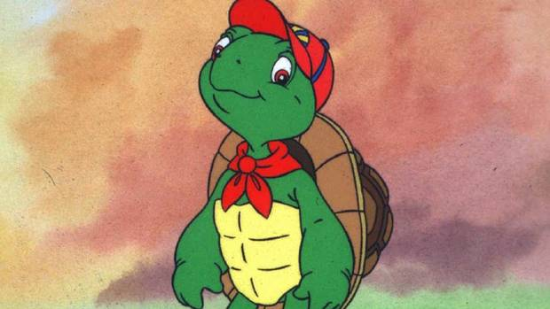 Franklin The Turtle Turns 25 And Gets A New Tv Series