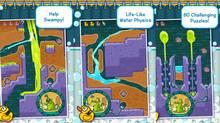 Where's my Water? screen grabs. (Disney)