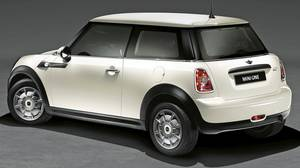 2010 MINI One is not available in Canada.