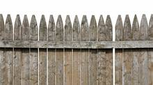 File #: 3105513 Exclusive iStockphoto Photographer Picket Fence Old wooden picket fence on a white background. Credit: Jethro Soudant / iStockphoto (Royalty-Free) Keywords: Fence, Wood, Picket Fence, Picket, Old, Isolated, White, Isolated On White, Paint, Wall, Front View (Jethro Soudant/ISTOCKPHOTO)