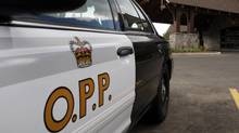 Ontario Provincial Police worked with the RCMP, the CBSA and U.S. Homeland Security on the investigation. (MIKE CASSESE/REUTERS)