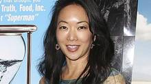 """Director Jessica Yu attends the special screening of """"Last Call at the Oasis"""" in New York, Monday, April 30, 2012. (Kristina Bumphrey/AP)"""