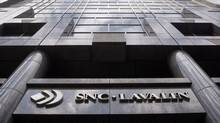 Montreal headquarters of engineering giant SNC-Lavalin. S (Ryan Remiorz/The Canadian Press/Ryan Remiorz/The Canadian Press)