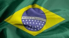 Brazil flag. From photos.com (Ablestock.com/Jupiterimages/Getty Images)