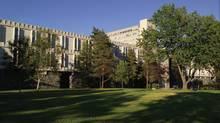 Laurentian University in Sudbury, Ont. (Handout)