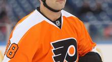 Eric Lindros was forced out of the game at age 30, having suffered a sixth concussion.