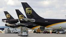 Buying Holland's TNT Express would increase UPS' presence in Europe but would also give the U.S. company a domestic network in China, where it has been keen to expand. (Jake Sommers/Reuters/Jake Sommers/Reuters)