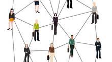 <137>Women networking illustration. Thinkstock<137><137><252><137> (Thinkstock)