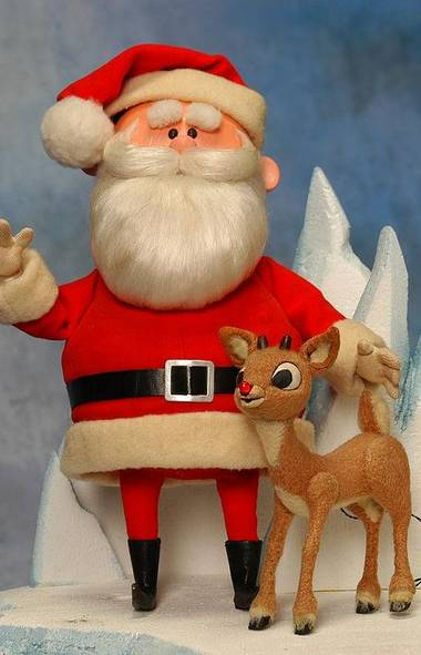 FAMILY Rudolph the Red-Nosed Reindeer (CBC, 8 p.m.) Talk about a festive special with legs. First broadcast in 1964, this low-tech story has become a holiday perennial for many kids and parents. Loosely based on the pop tune by Johnny Marks, it tells the story of Rudolph, a shy reindeer whose shiny red nose has made him an outcast in Christmastown. Rudolph finds redemption and meaning in life with help from a dental-obsessed elf named Hermey and the grizzly prospector Yukon Cornelius. The payoff: Watching that jerk Santa forced to beg for Rudolph's services.