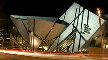 The north face of the Royal Ontario Museum, showing the Michael Lee-Chin Crystal addition. (iStock)