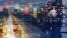 """""""Investors see that there's some increased uncertainty,"""" said John Conlon, chief equity strategist at People's United Wealth Management. (Getty Images/iStockphoto)"""