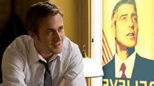 "Ryan Gosling in a scene from ""The Ides of March"" (TIFF)"