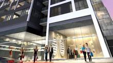 Rise Rise Condominiums, St. Clair West, Toronto (Reserve Properties)