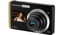 The Samsung ST550 digital camera will appeal to families looking for a user-friendly point-and-shoot with fun features.