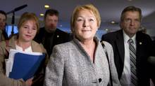 Premier Pauline Marois is expected to propose new laws to battle corruption in the construction industry. (JACQUES BOISSINOT/THE CANADIAN PRESS)