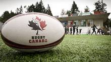 Kelly and Laura Russell are ready and willing to guide Canada's women's team through the World Cup. (John Lehmann/The Globe and Mail)