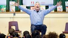 'Something like this couldn't make me stop enjoying Munsch's books,' said one parent. (Ashley Hutcheson/Ashley Hutcheson/The Globe and Mail)