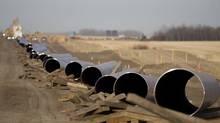 Construction of the Enbridge Clipper Pipeline (Dan Bannister/Dan Bannister)