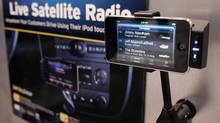Satellite radio company Sirius XM Canada has posted its first-ever profit. (© Steve Marcus / Reuters/REUTERS)