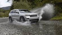 Jeep Grand Cherokee (Chrysler)