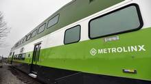 Following in the footsteps of financially successful transit agencies overseas, Metrolinx's plan will aggressively seek returns on transit investments by ensuring new stations are parts of mixed-use buildings from Day One. (Fred Lum/The Globe and Mail)