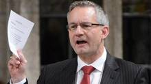 International Trade Minister Ed Fast released a statement on Wednesday, May 7, 2014, saying Canada supports the OECD's decision to delay Russia membership. (SEAN KILPATRICK/THE CANADIAN PRESS)
