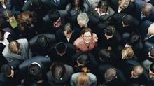 To be charismatic, you need to be open to others and listen closely. (Thinkstock)
