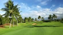 Hawaii Prince Golf Club No. 4 of the B Course