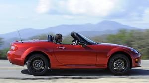 2015 Mazda Mazda MX-5 25th Anniversary
