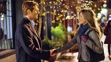 Dr. Burke (Aaron Eckhart) isn't what he appears to Eloise (Jennifer Aniston) (Kimberley French)