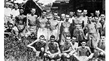 More than 1,400 Canadian soldiers endured four years of misery as prisoners of the Japanese,especially in the wake of the battle for Hong Kong. (CP)