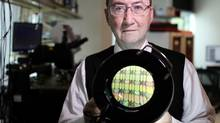 Entrepreneur and engingeer John Roberts has been around long enough to see semiconductors grow from a fledgling business into a multibillion-dollar industry. (Dave Chan for The Globe and Mail)