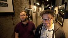 Seth Rogen in Toronto in May, 2013. (Deborah Baic/The Globe and Mail)