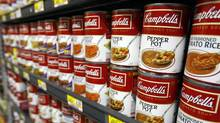 Technical analysis shows Campbell Soup Co. is set to rise after a minor pullback (Paul Sakuma/AP)