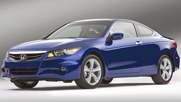 review honda accord coupe has a high drivability factor. Black Bedroom Furniture Sets. Home Design Ideas