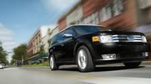 2012 Ford Flex (Ford/Wieck)