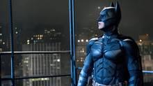 "Christian Bale portrays Bruce Wayne and Batman in a scene from ""The Dark Knight Rises."" (AP Photo   Handout/AP Photo   Handout)"
