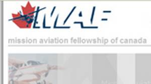 Mission Aviation Fellowship of Canada is taking online donations.