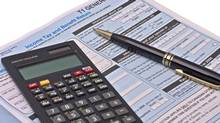 The purpose of tax-loss selling is to cut your tax bill. (John Tomaselli/Getty Images/iStockphoto)