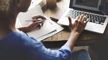 If you're self-employed (full- or part-time) and you carry on business principally from your home, you'll be able to deduct a portion of costs such as mortgage interest, rent, property taxes, insurance, repairs, maintenance, landscaping and utilities, among other things. (iStock)