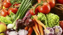 A basket of food (Photos.com)